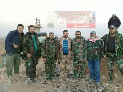 """Photo of انتصار جديد يحققه الجيش بمحيط """"بيت جن"""""""