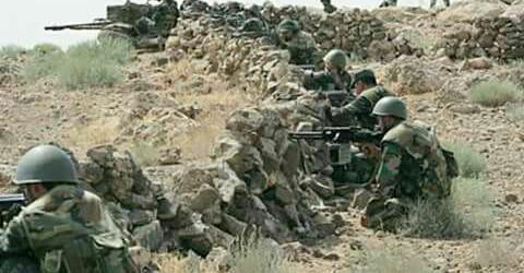 Photo of Syrian Army kills terrorists in Damascus Countryside