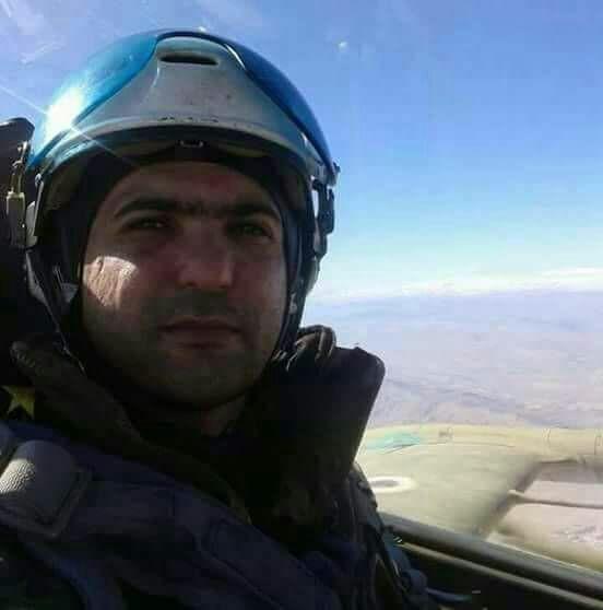 Photo of سقوط طائرة حربية بريف حماه واستشهاد الطيار