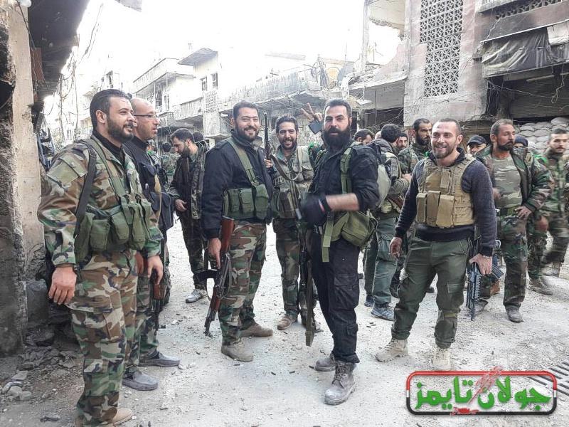 Photo of بالفيديو و الصور … فشل الهجوم على حي التضامن