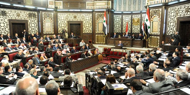 Photo of People's Assembly discusses salaries' increase