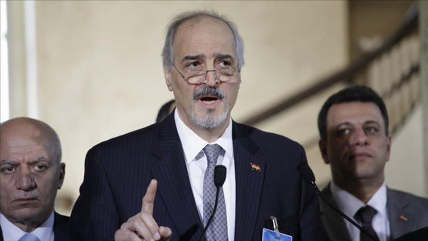 Photo of الجعفري: بعض الدول دائمة العضوية في مجلس الأمن تحاول بالكذب تهيئة الأجواء للعدوان على سورية