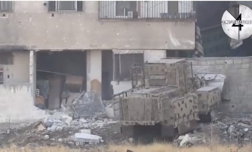 Photo of بالفيديو – مخيم اليرموك ساحة صراع الإرهاب