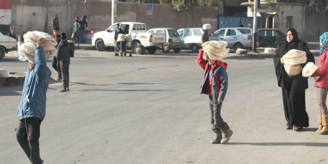 "Photo of ""ازمة خبز"" في بلدة قمحانة.. و البرازي يُبرر: سوء تصرف من المعتمدين"