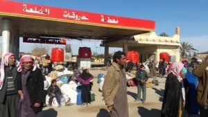 Photo of New batch of displaced Syrians return to their villages and towns in Deir Ezzor