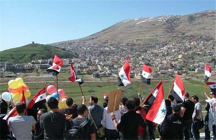 Photo of أهلنا بالجولان السوري المحتل: الانتخابات المحلية لا تعنينا ونرفض الاعتراف بـ «شرعية الاحتلال»