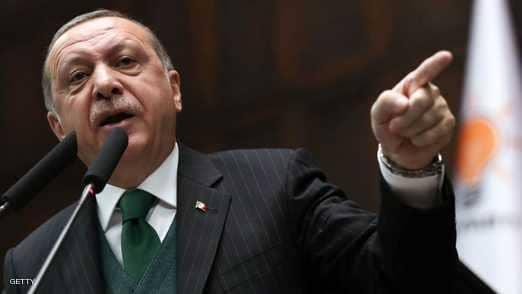 """Photo of أردوغان يشكو """"مؤامرات أميركية"""" ضد تركيا"""