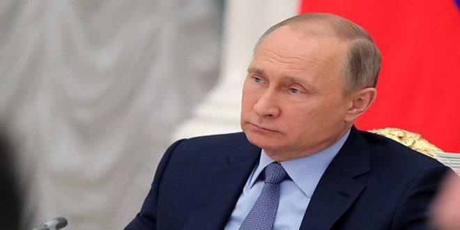 Photo of بوتين يبحث تحضيرات سوتشي مع مجلس الأمن الروسي