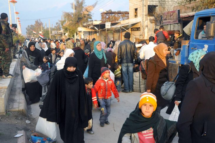 Photo of قريباً.. عودة أهالي ريف دمشق لمنازلهم