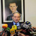 المقداد: سورية ستقابل أي تحرك تركي عدواني