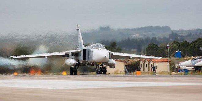 Photo of روسيا: الاعتداء على مطار حميميم تم بأسلحة تركية