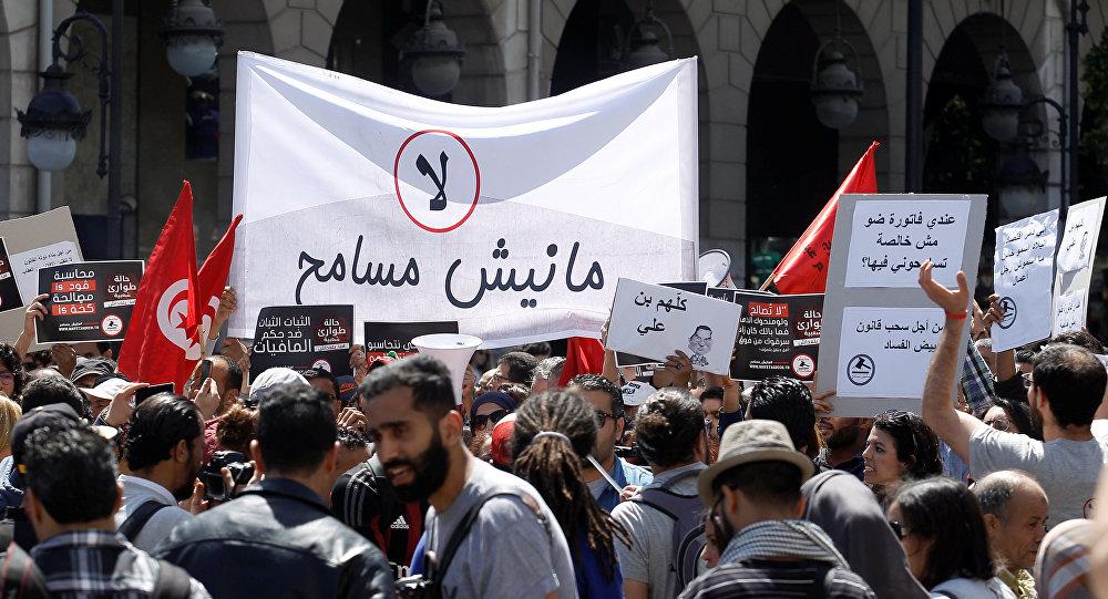 Photo of رداً على الاحتجاجات… الجيش التونسي