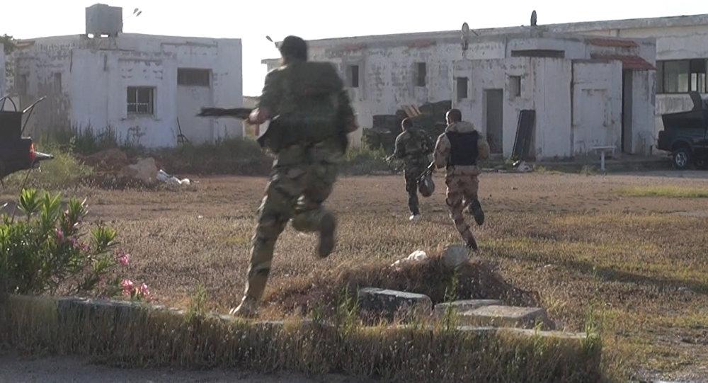 Photo of الجيش يتقدم في النشابية بالغوطة الدمشقية