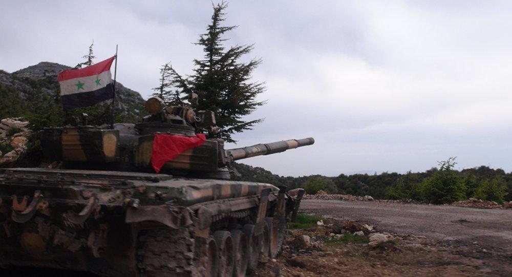 """Photo of الجيش يتقدم باتجاه سنجار بريف إدلب وانهيارات بدفاعات """"جبهة النصرة"""""""