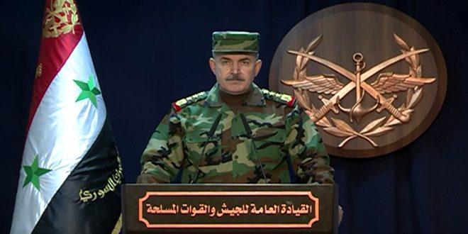 Photo of قيادة الجيش تٌعلن النصر بمعركة أبو الظهور