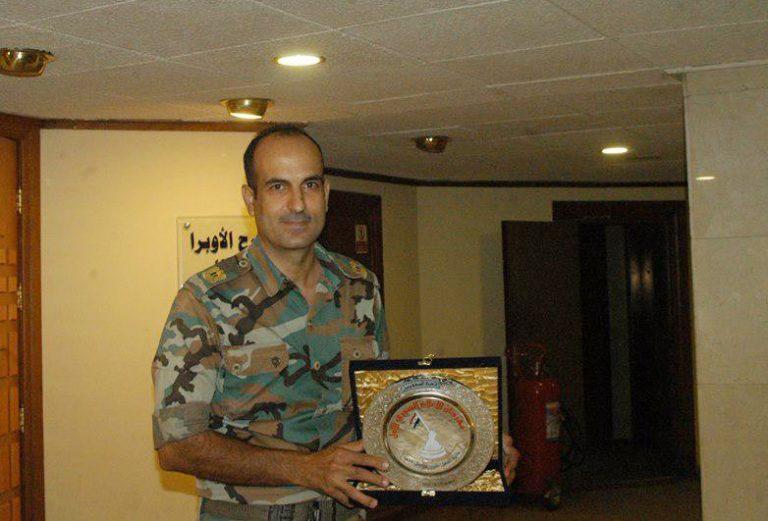 Photo of استشهاد مراسل حربي للإدارة السياسية خلال عمليات الجيش في حرستا