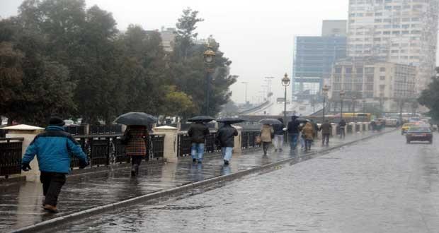 Photo of الحرارة إلى انخفاض والأمطار تعّمْ سوريا