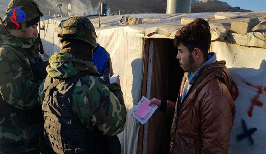 Photo of اعتقال ٢٠سوريا بمخيمات عرسال