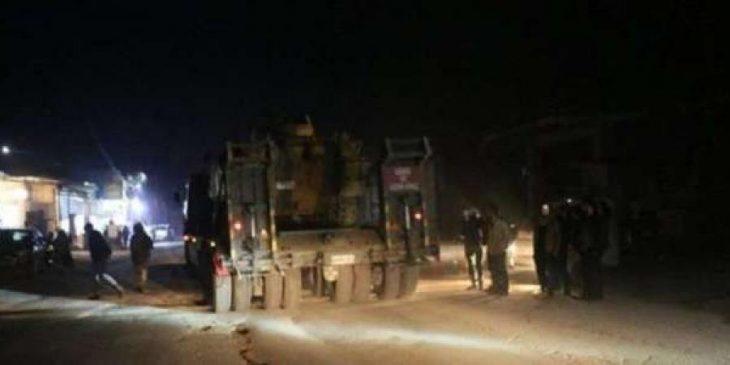 Photo of بين تل العيس والأتارب .. القوات التركية تحت النار