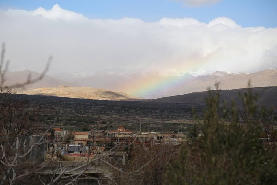 Photo of صور – شتاء حرفا وجبل الشيخ