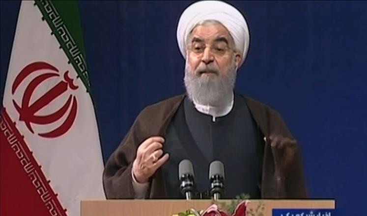 Photo of روحاني: العدو قال صراحة إنه سينقل المعركة إلى داخل إيران