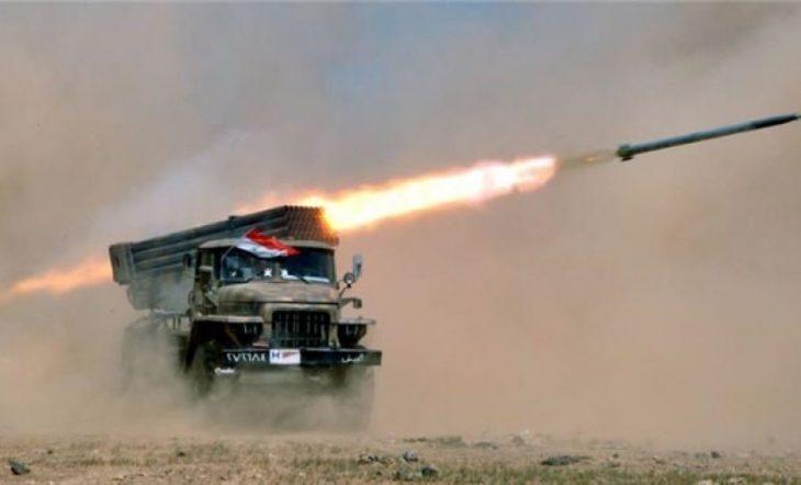 Photo of الجيش يقولها للمرة الأولى نحن نملك صاروخاً فائق الدقة