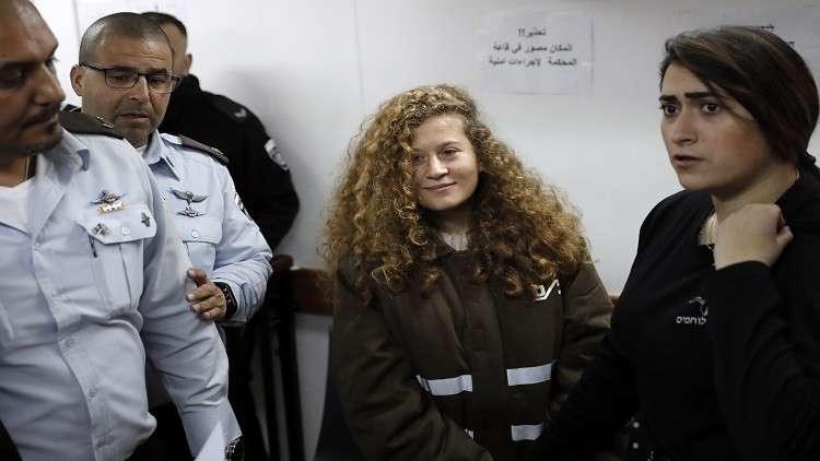 Photo of اسرائيل تمدد اعتقال عهد التميمي حتى 31 يناير