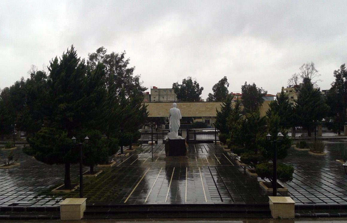 Photo of بالصور- أمطار السويداء والقنيطرة