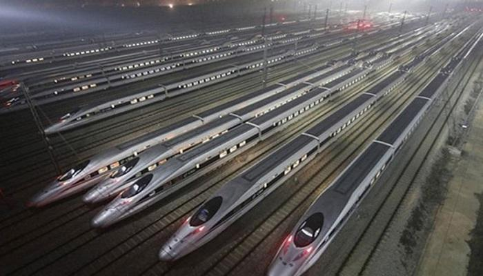 Photo of الصين تحقق حلماً هندسياً ضخماً في ليلة واحدة