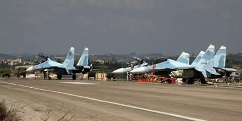 Photo of Russian MoD refutes media reports on destruction of 7 military aircrafts at Hmeimim airbase