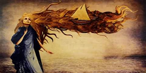 "Photo of ""Fairuz, Salute from Damascus"" art exhibition by artist Osama Jahjah"