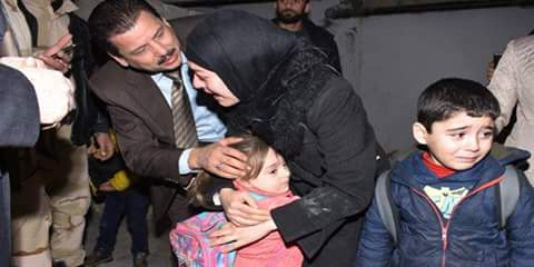 Photo of Two civilians including child killed, three injured in terrorist attacks in Aleppo