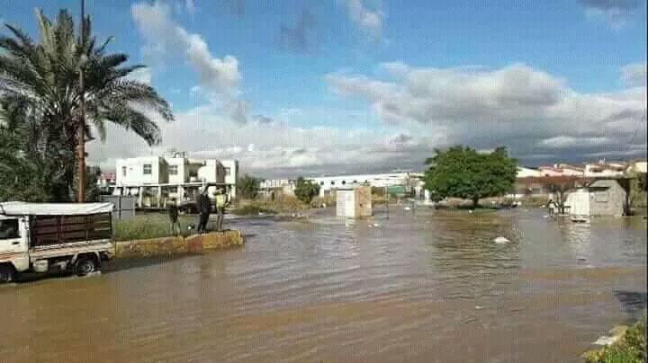 Photo of سيول وفيضانات طرطوس
