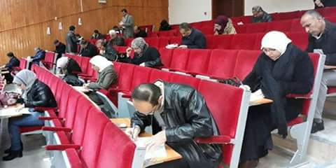 One thousand three hundred and eighty-seven teachers participate in 1st stage of fourth Syrian Science Olympiad for Teachers
