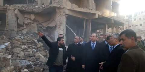 Photo of Government is keen on restoring normal life to Deir Ezzor province soon