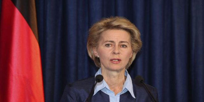 Photo of German Defense Minister affirms need to preserve territorial integrity of Syria and Iraq