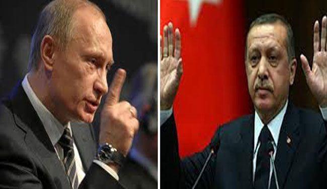 Photo of موسكو لـ أردوغان : ضبّ مسلّحيك بادلب