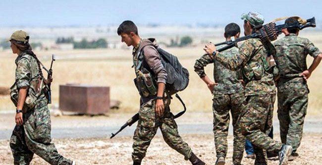 واشنطن تهدد (YPG) بحالة توجهت لعفرين