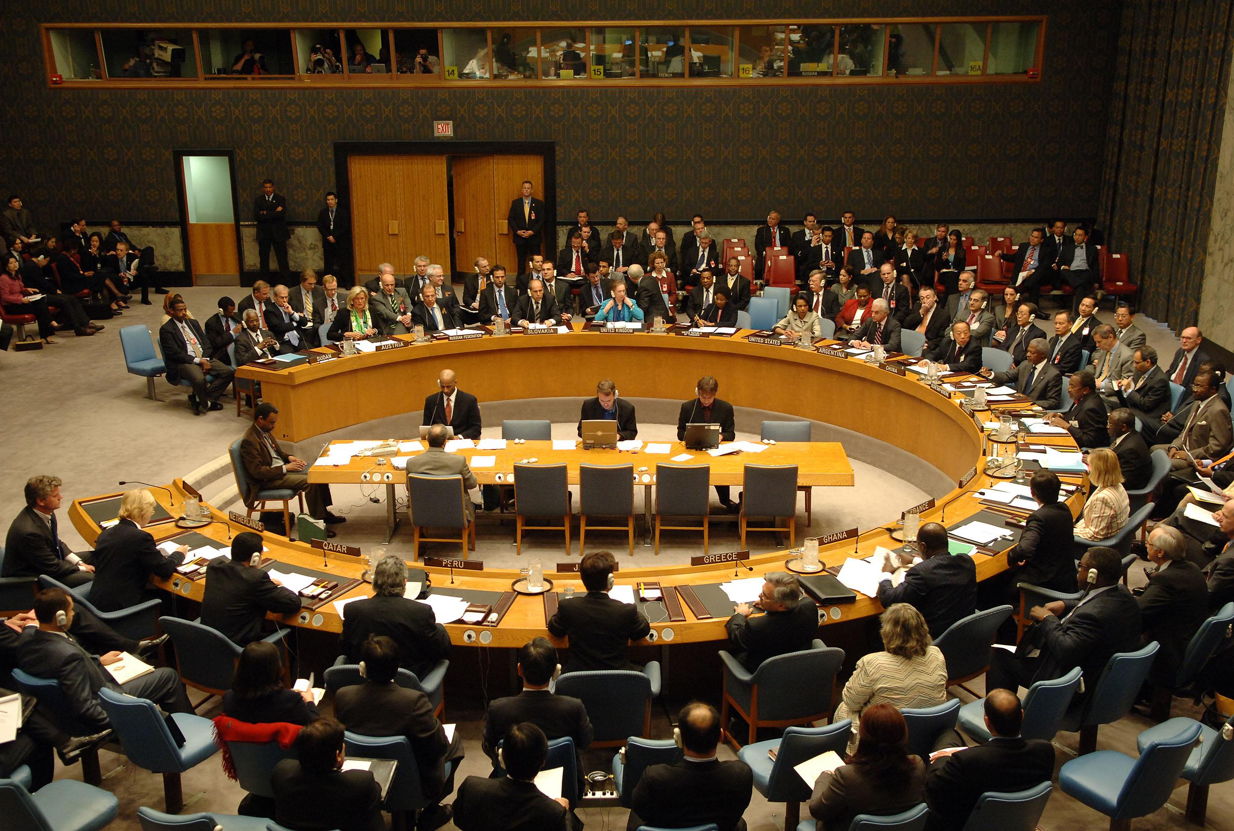 Photo of جنون امريكي تجاه ايران بمجلس الأمن