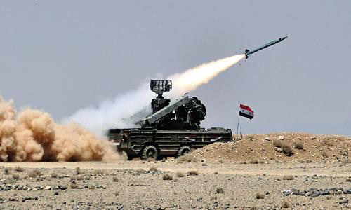 """Photo of صواريخ """"بوك"""" السورية لا تدع الطيران الإسرائيلي يرتاح"""