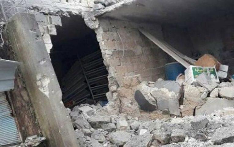 Photo of Three children martyred in fresh Turkish aggression on Afrin area