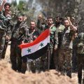 رسمياً.. مصدر عسكري يؤكد تقدم الجيش بالغوطة الشرقية