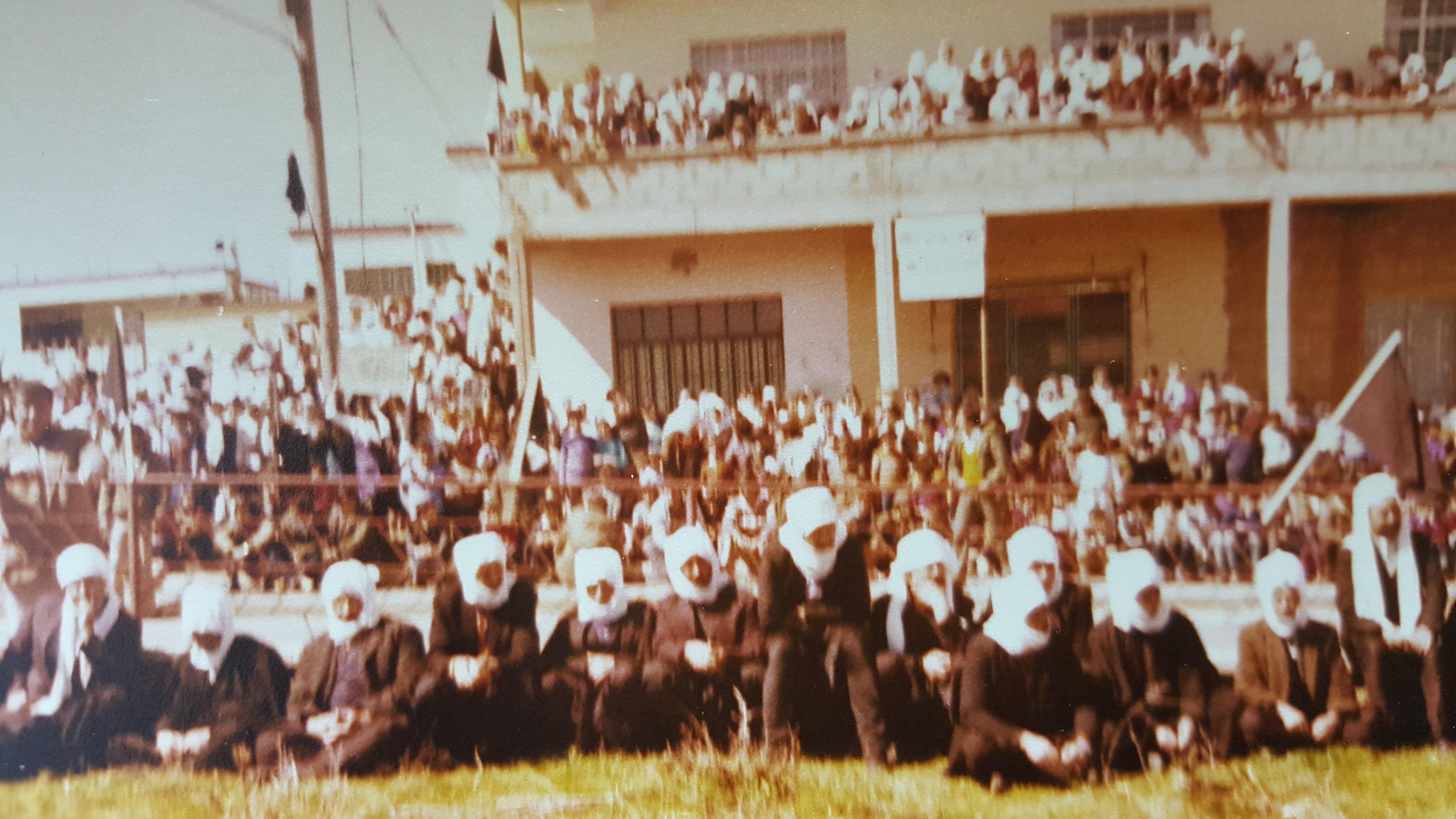 Photo of قرية مسعدة والذكرى 36للاضراب الوطني الكبير