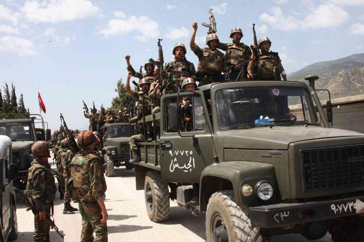 Photo of قوات شعبية تصل عفرين (فيديو)