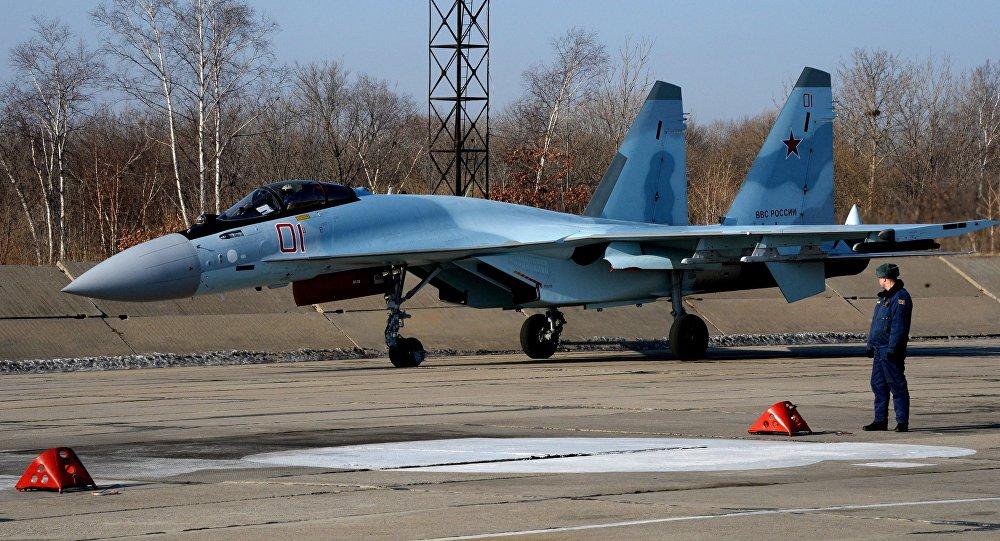 "Photo of ما سر انتقال مقاتلات ""سو -57"" إلى سوريا؟"