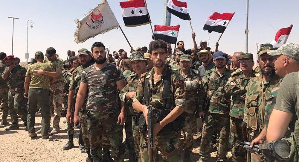 "Photo of ""تل رفعت"" تحت حماية أسود الجيش"