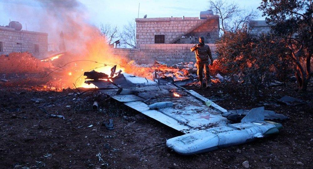 """Photo of ماهي عقوبة إرهابيو """"إدلب"""" بعد إسقاط الطائرة الحربية روسية?"""