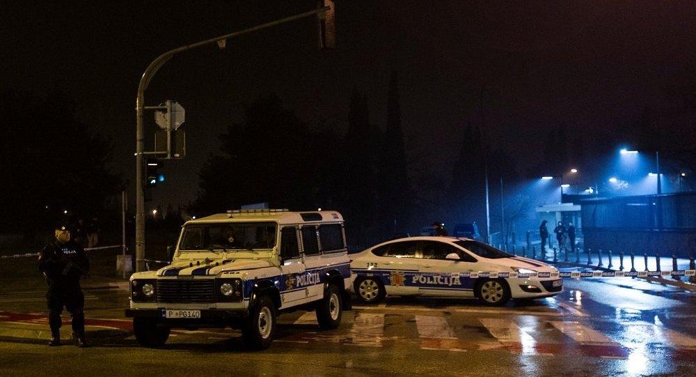 Photo of هجوم انتحاري قرب السفارة الأمريكية في الجبل الأسود