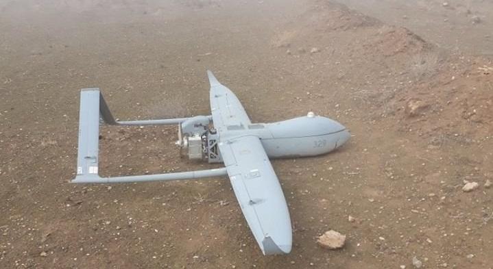 """Photo of ضبط طائرة أمريكية مسيرة في مخبأ لـ """"داعش"""" بالعراق"""