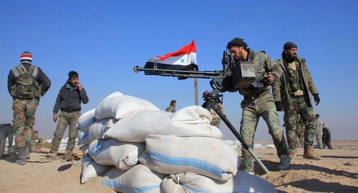 Photo of مناطق استراتيجية في الغوطة الشرقية تحت سيطرة الجيش